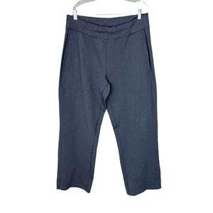 Lululemon Vintage Vtg Mens XL Sweatpants Pants Grey Octagon Old Logo